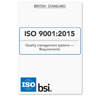 ISO9001 (ISO 9001) Quality Management Systems (QMS) Requirements