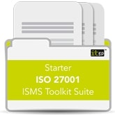 No 4 Starter ISO27001 ISO 27001 ISMS Documentation Toolkit