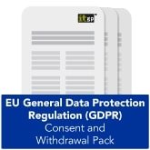 GDPR Consent and Withdrawal Templates | IT Governance EU