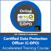 Certified Data Protection Officer (C-DPO) Accelerated Live Online Training Course | IT Governance EU