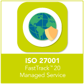 ISO 27001 FastTrack™ 20 Managed Service | IT Governance EU